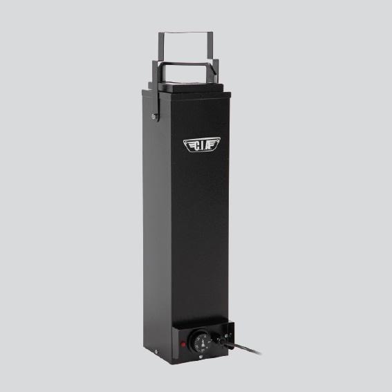 Fornetto portatile per elettrodi CIA P8T
